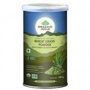 Grama de Trigo - Wheatgrass em pó Organic India 100g