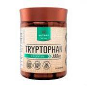 Triptofano 500mg Now 60 Caps Vegetais