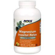 Magnésio e Inositol Relax em Pó NOW