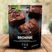 Mistura para Brownie  Glúten e Lactose Free - Low Carb
