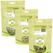 Mix Natural P/ Detox e boa digestão: Alcachofra, Cavalinha, Salvia.