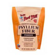 Psyllium em Pó Premium Bobs Red Mill 453gr
