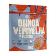 QUINOA VERMELHA EM FLOCOS VIVA REGENERA - 150G
