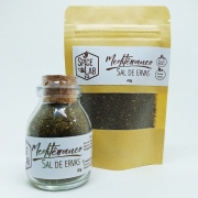 Sal Mediterrâneo - Sal de Ervas Orgânicas - sache 60g