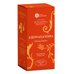 ASHWAGANDHA - GINSENG INDIANO - GERENCIAMENTO DO ESTRESSE
