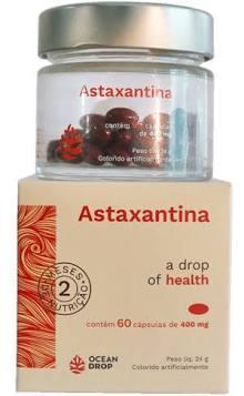 ASTAXANTINA - PODEROSO ANTIOXIDANTE