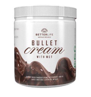 Achocolado Bullet Cream com MCT 200gr