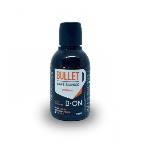 CAFÉ BIÔNICO (BULLETPROOF COFFEE) - 39 ML  - NÃO ADOÇADO