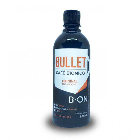CAFE BIONICO (BULLETPROOF COFFEE) - 500 ML - NÃO ADOÇADO