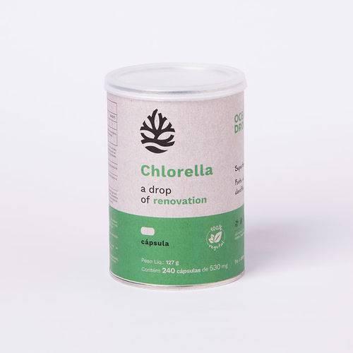 Chlorella 240 Cápsulas