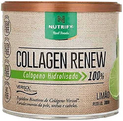 COLÁGENO RENEW LIMAO 300G