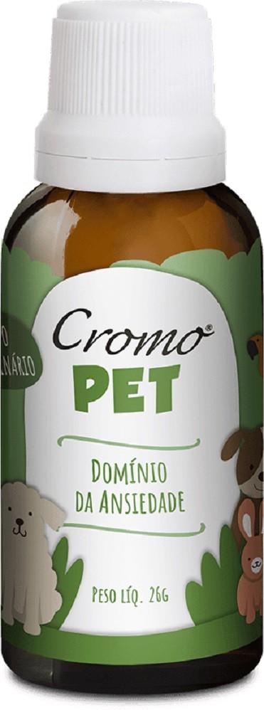 CROMOPET -  DOMINIO DA ANSIEDADE