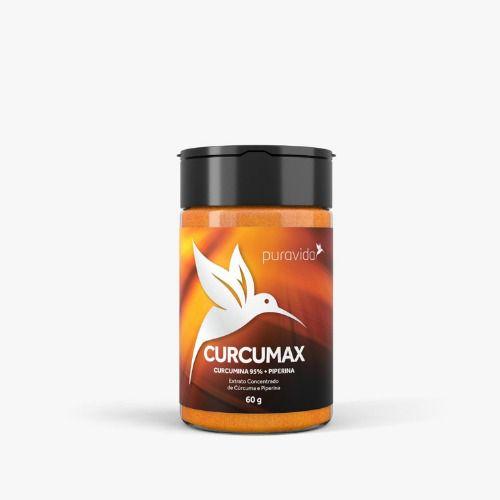 Curcumax - Curcumina 95% + Piperina (em pó)