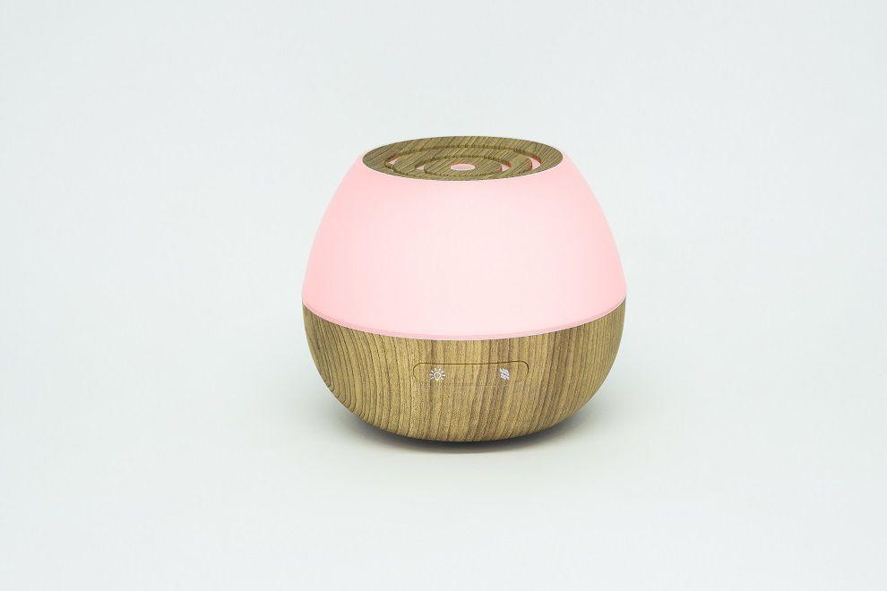 Difusor De Aromas Sun - Preserva Integridade Do Óleo Essencial Garantia 12m