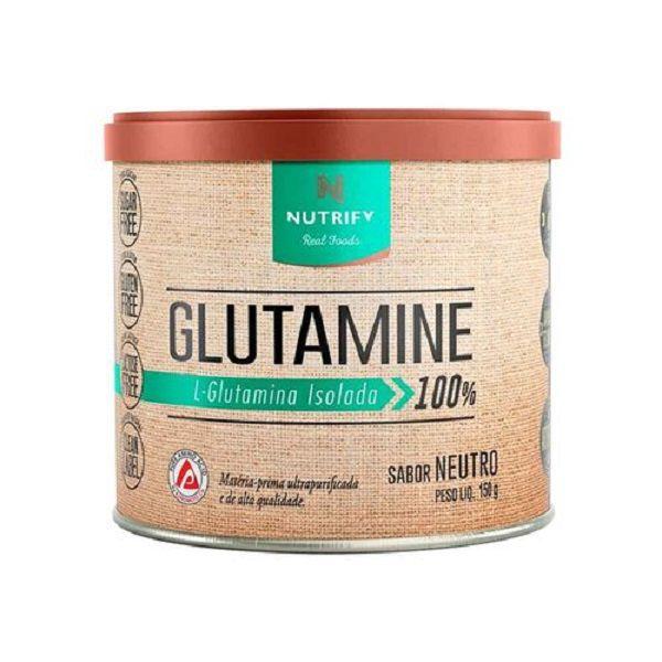 GLUTAMINA 150G - SABOR NEUTRO
