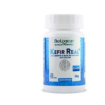 Kefir Real Cálcio e D3 - Suplemento Inteligente