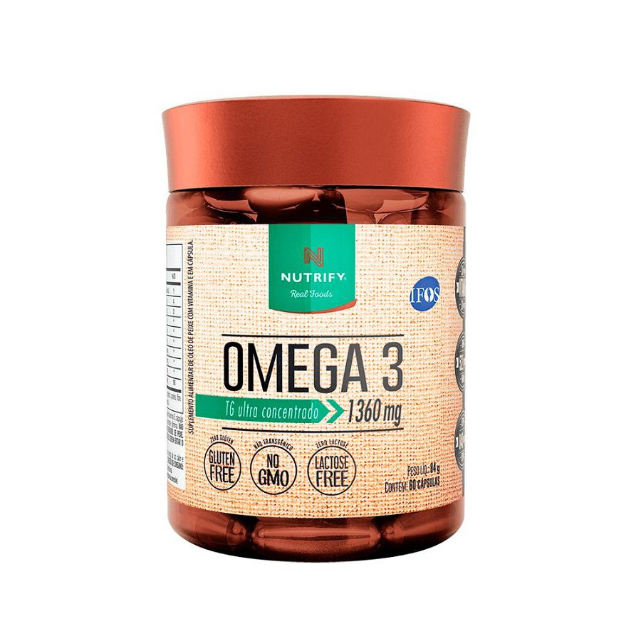 OMEGA 3 - 1360MG (EPA 840MG - DHA 521MG)