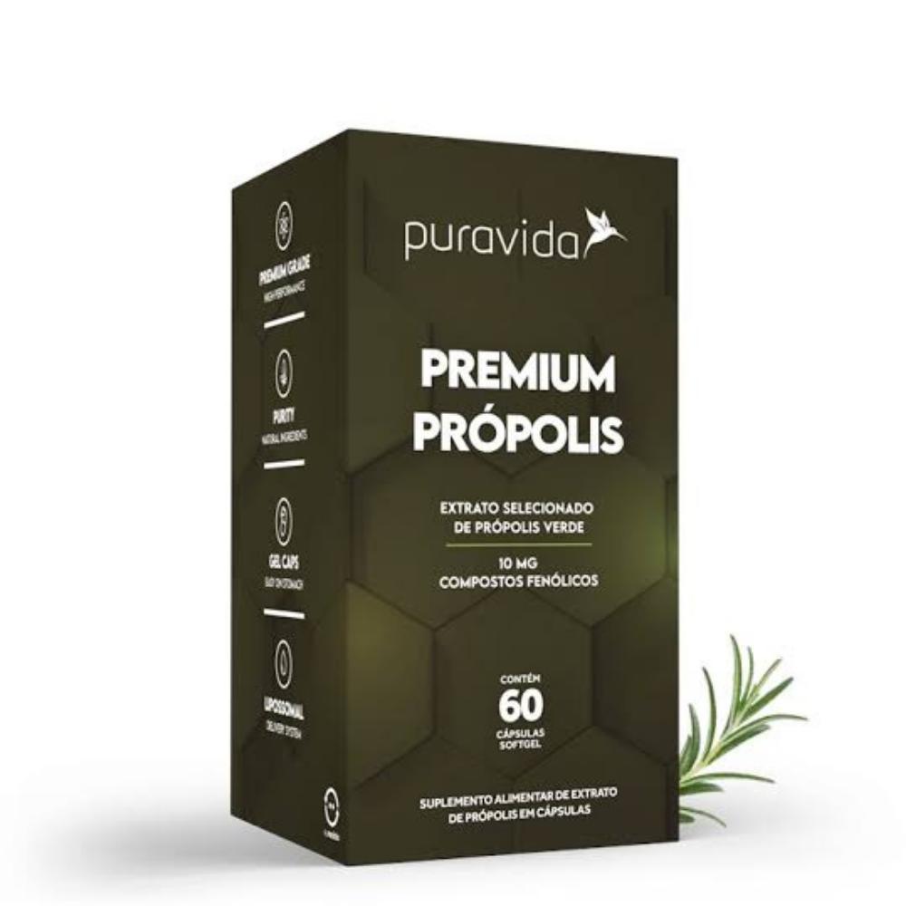 Própolis Verde Premium - 4x mais Polifenóis