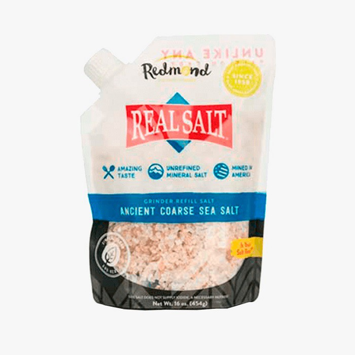 Sal Grosso Integral Real Salt 454g