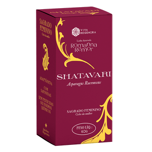 Shatavari Fertilidade E Vitalidade - Sagrado Feminino  Ayurveda