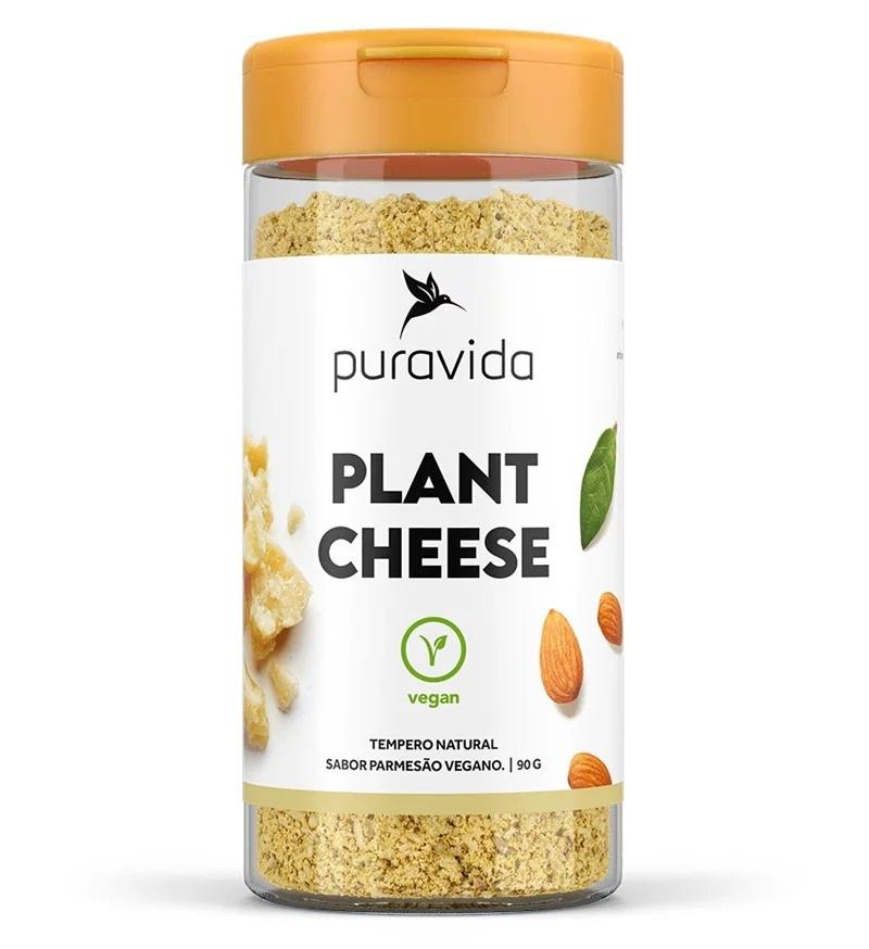 Tempero Natural - Parmesão Vegano - Plant Cheese