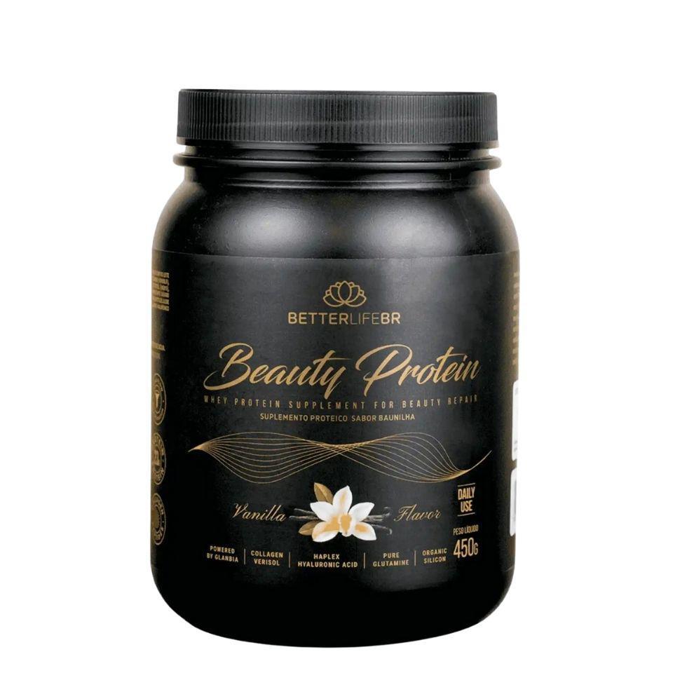 Whey Beauty Protein Baunilha Com Colágeno E Ácido Hialuronico
