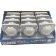 Kit 12 Lampadas Ultra Led P/ Colocar Na Parade - COB