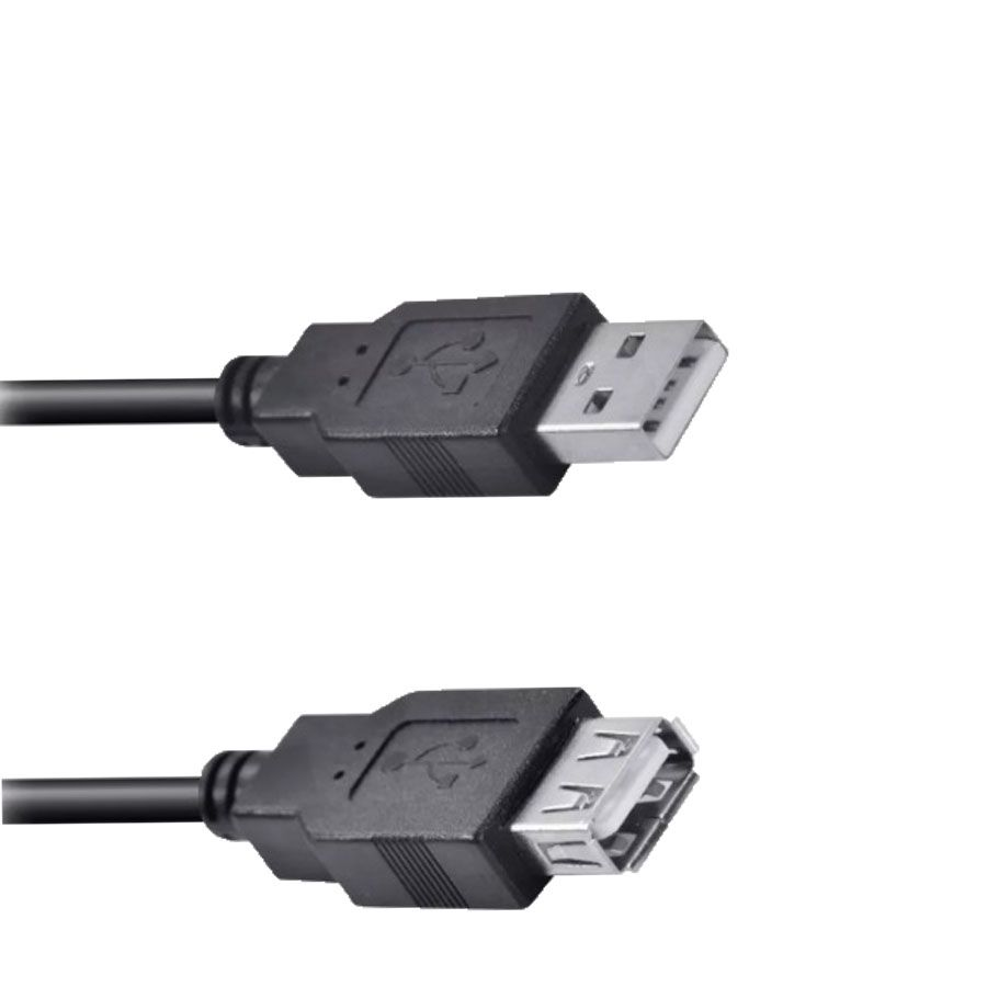 Cabo Extensor USB A Macho x A Fêmea 2,0m LE-803