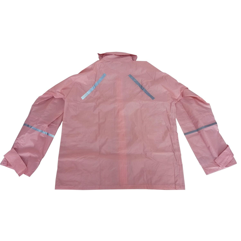 Capa de Chuva MotoGirl - Classe/ Rosa
