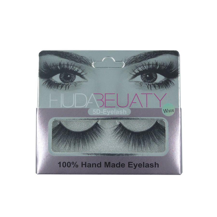 Cilios Postiços Huda Beuaty 5D-Eyelash