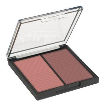 Kit 3 Estojos Blushes Top Makeup Luisance