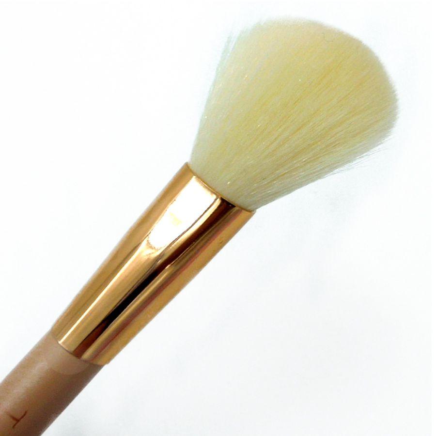 Kit C/ 7 Pinceis P/ Maquiagem Profissional Teen Make JM-01