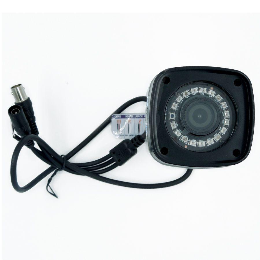 Kit C/ 2 Cameras Hibrida Infravermelho Semi Flex 4 em 1 Full HD - SC9202K2
