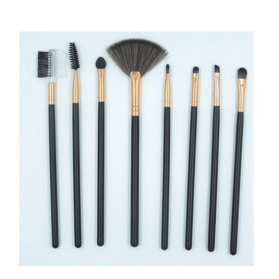 Kit C/ 22 Pincéis para Maquiagem Profissional