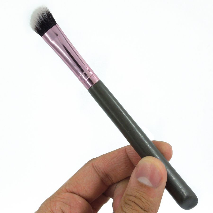 Kit C/ 5 Pincéis Profissionais De Precisão Para Maquiagem J-153