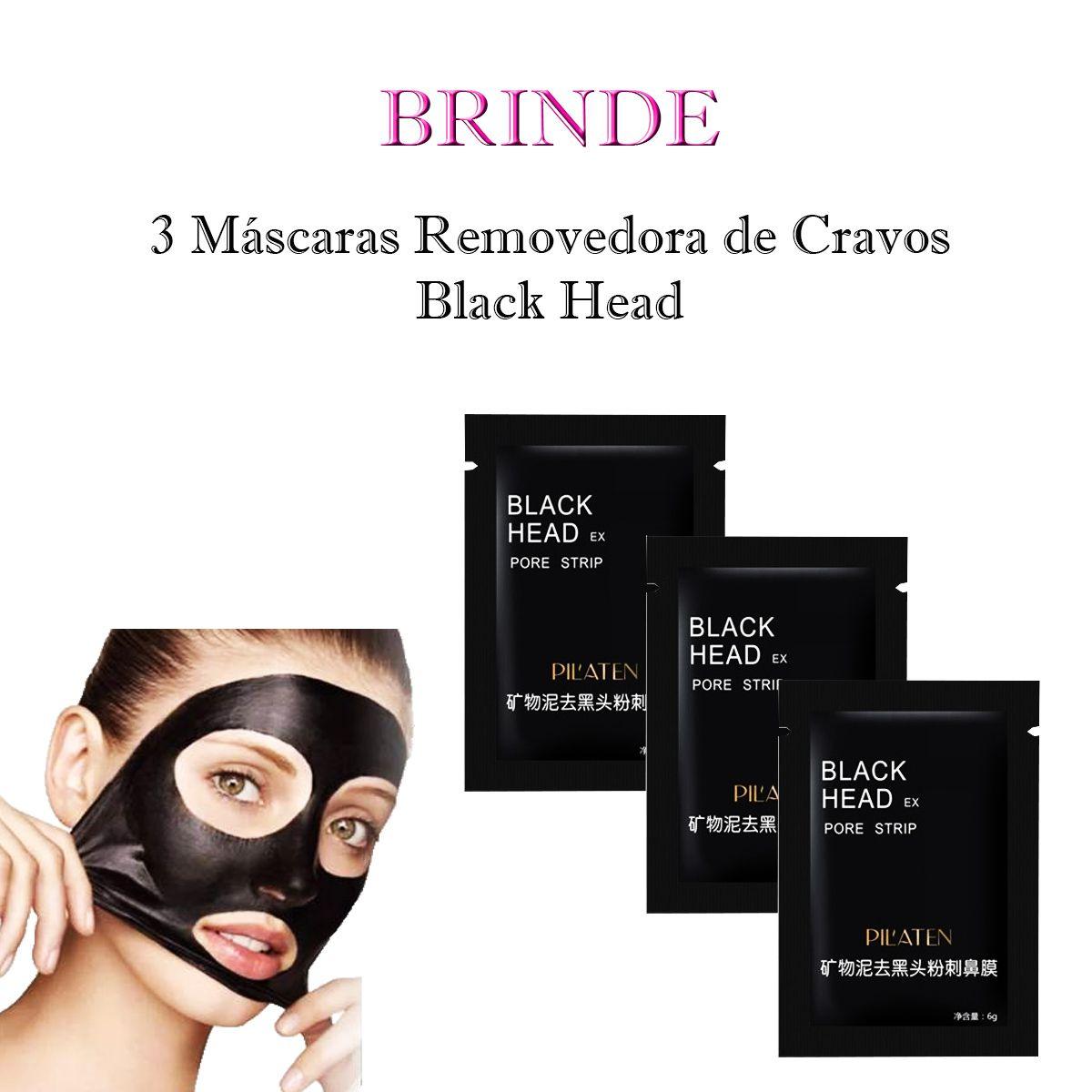 Kit Maquiagem Profissional - Paleta de Sombra Luisance Macrilan + Brinde