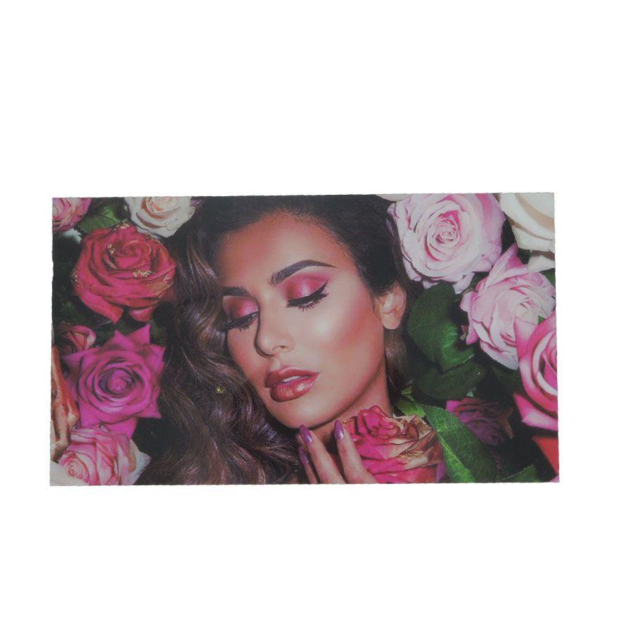 Kit Paletas De Sombra Para Maquiagem  Profissional Huda Beutaty + Luisance Sweet + Nude