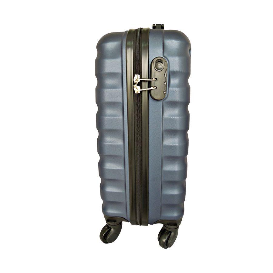 Mala para Viagem em Fibra ABS Holly Rodas 360º - VNAP118401M