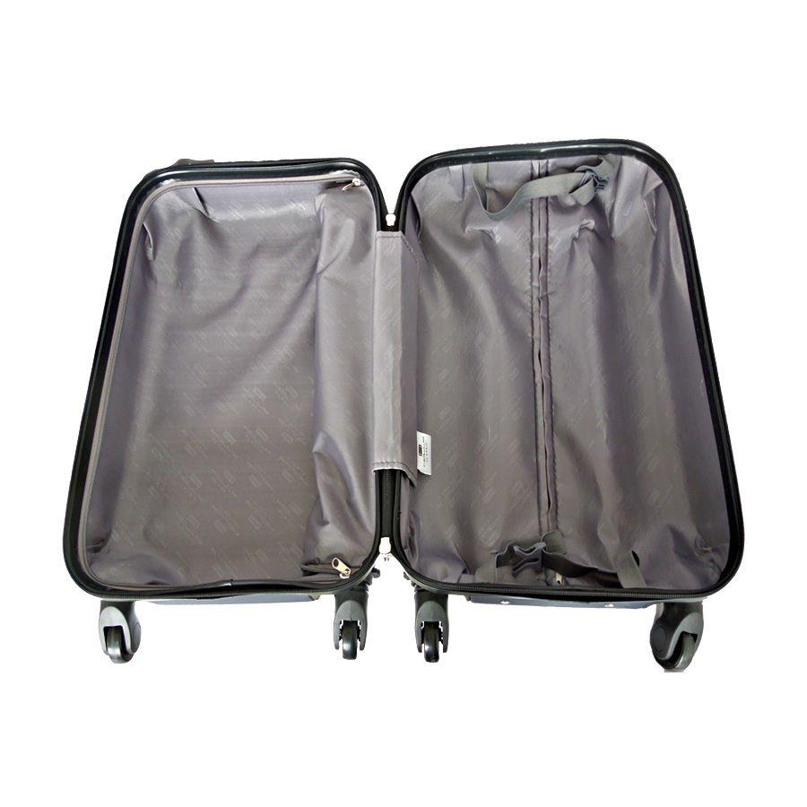 Mala para viagem de Bordo em Fibra ABS Holly Tam. P - VNAP118401P