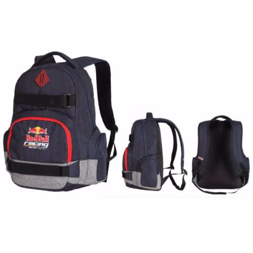 Mochila Escolar Notebook Red Bull- RBA4028