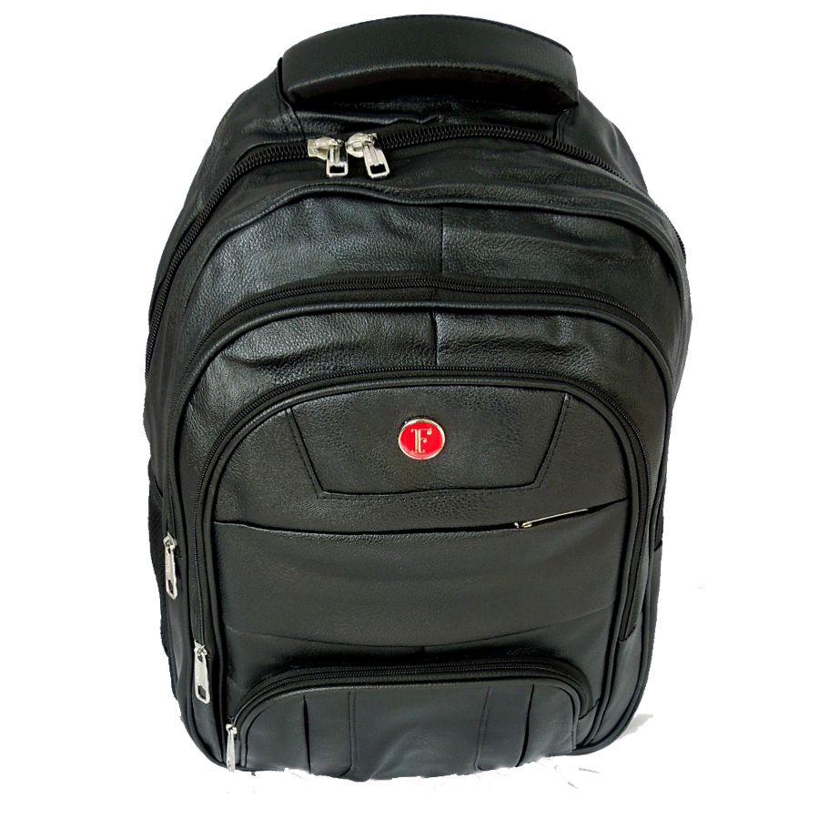 Mochila Fullocean PU com Compartimento para Notebook - 17815