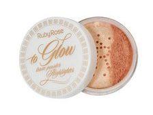 Pó Iluminador To Glow Ruby Rose - HB-7227