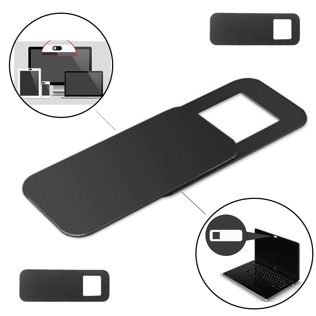 Protetor de Webcam Privacidade Notebook Tablet Celular c/100