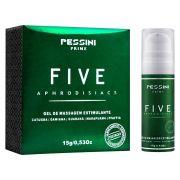 Five - Gel de massagem Potencializador - 15g - Pessini