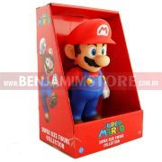 Boneco Grande Super Mario Bros Collection 20cm