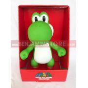 Boneco Yoshi- Grande Super Mario Collection Figure 25cm