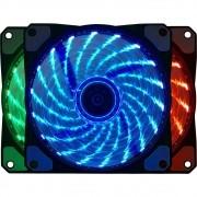 Fan RGB para gabinete BF-06RGB Bluecase