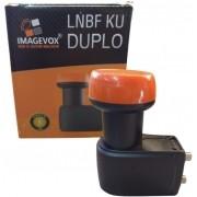 LNBF Duplo Universal Banda KU Imagevox