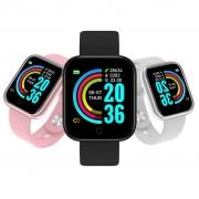 Relógio Smart Digital D20 Masculino E Feminino