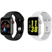 Relógio W34 Smartwatch Inteligente Monitor Cardíaco Pressão Esportes